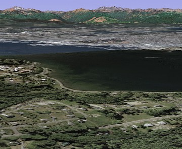 Old Google Earth View